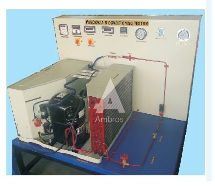 air conditioning trainer window type