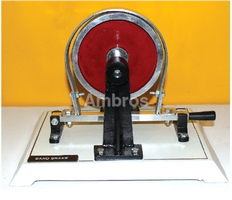 band brake working model