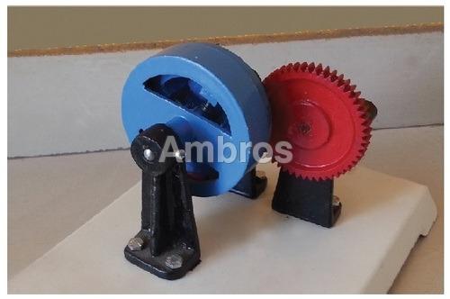 centrifugal clutch working model