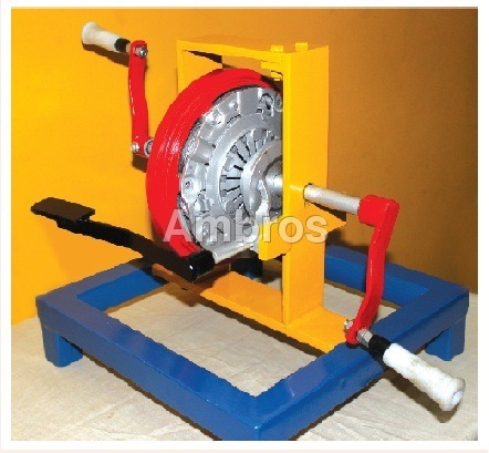 coil spring type single plate clutch