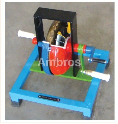 fluid flywheel or torque converter