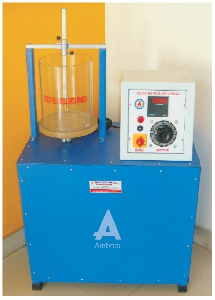 free force vortex apparatus