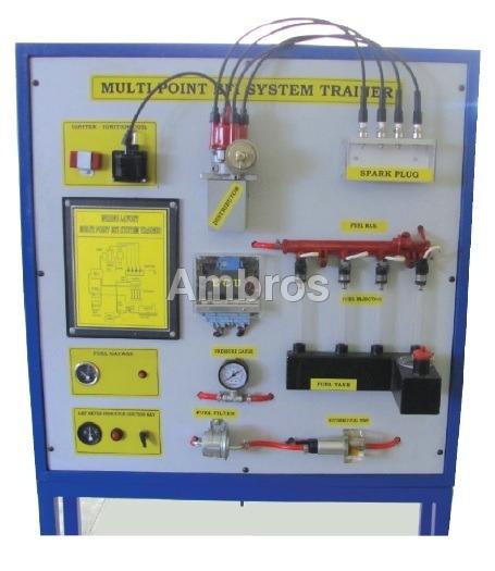 fuel supply system petrol MPFI type