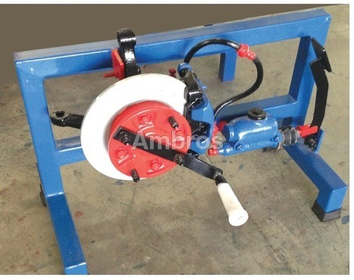 hydraulic disc brake actual working