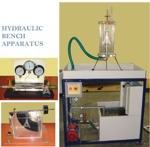 hyrdaulic bench apparatus