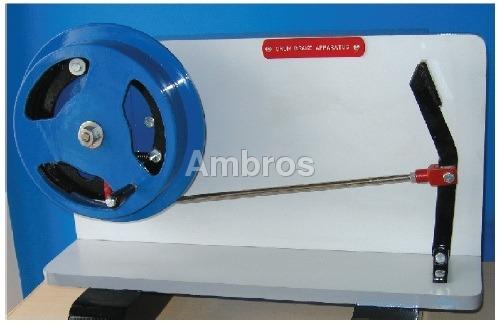 internally expanding mechanical drum brake system