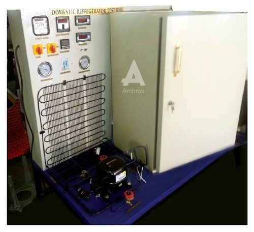 refrigeration trainer domestic type