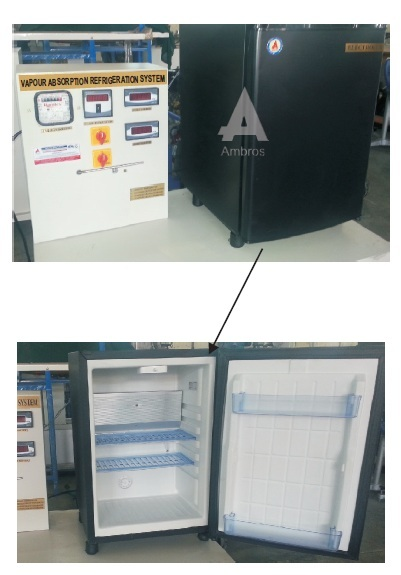 refrigeration trainer electrolux type