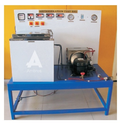 refrigeration trainer general cycle type