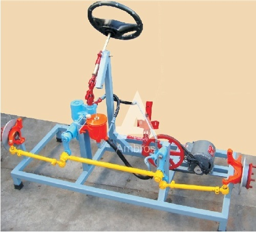 tilt telescopic collapsible steering system