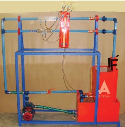 venturimeter orificemeter calibration set-up