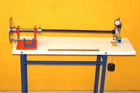 Unsymmetrical Bending Apparatus