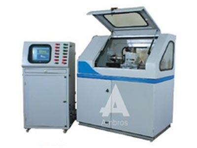 CNC lathe trainer with servo drives
